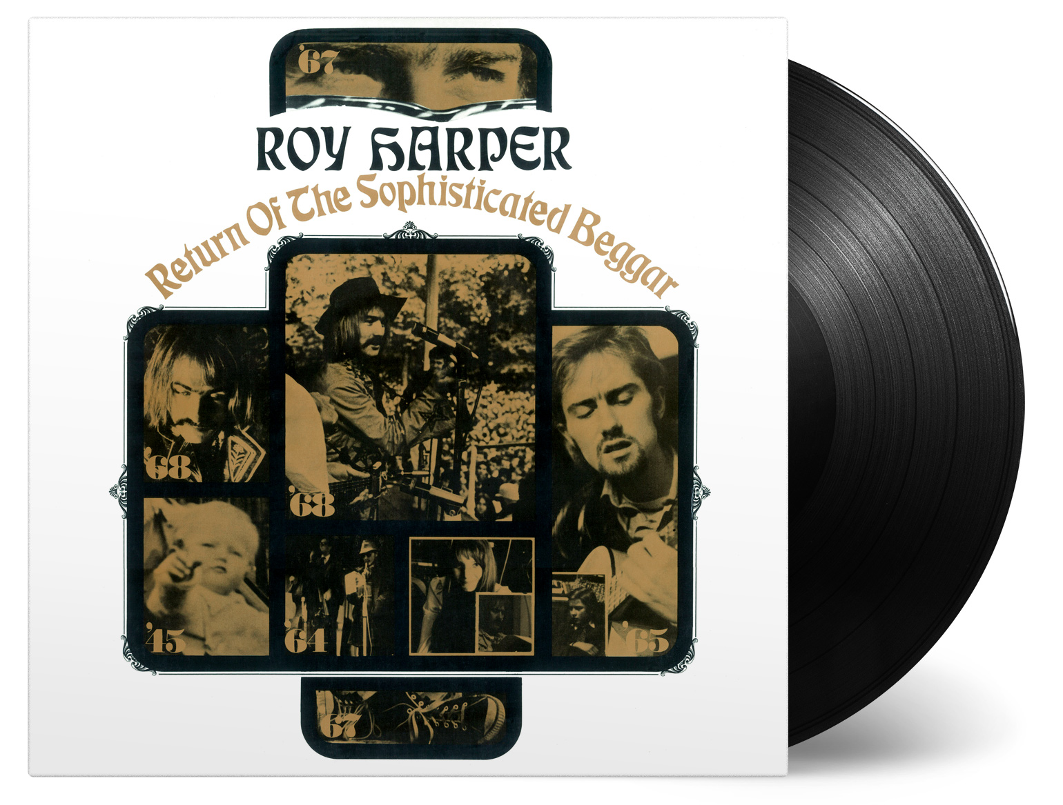 Roy Harper Originally Released on Vinyl in 1970