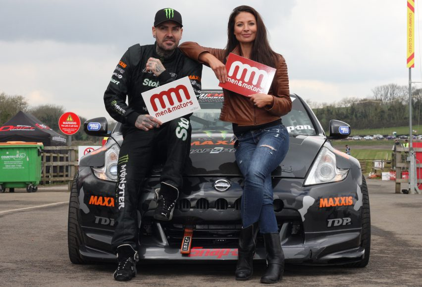 One Media completes filming of its new Men & Motors Pilot Show