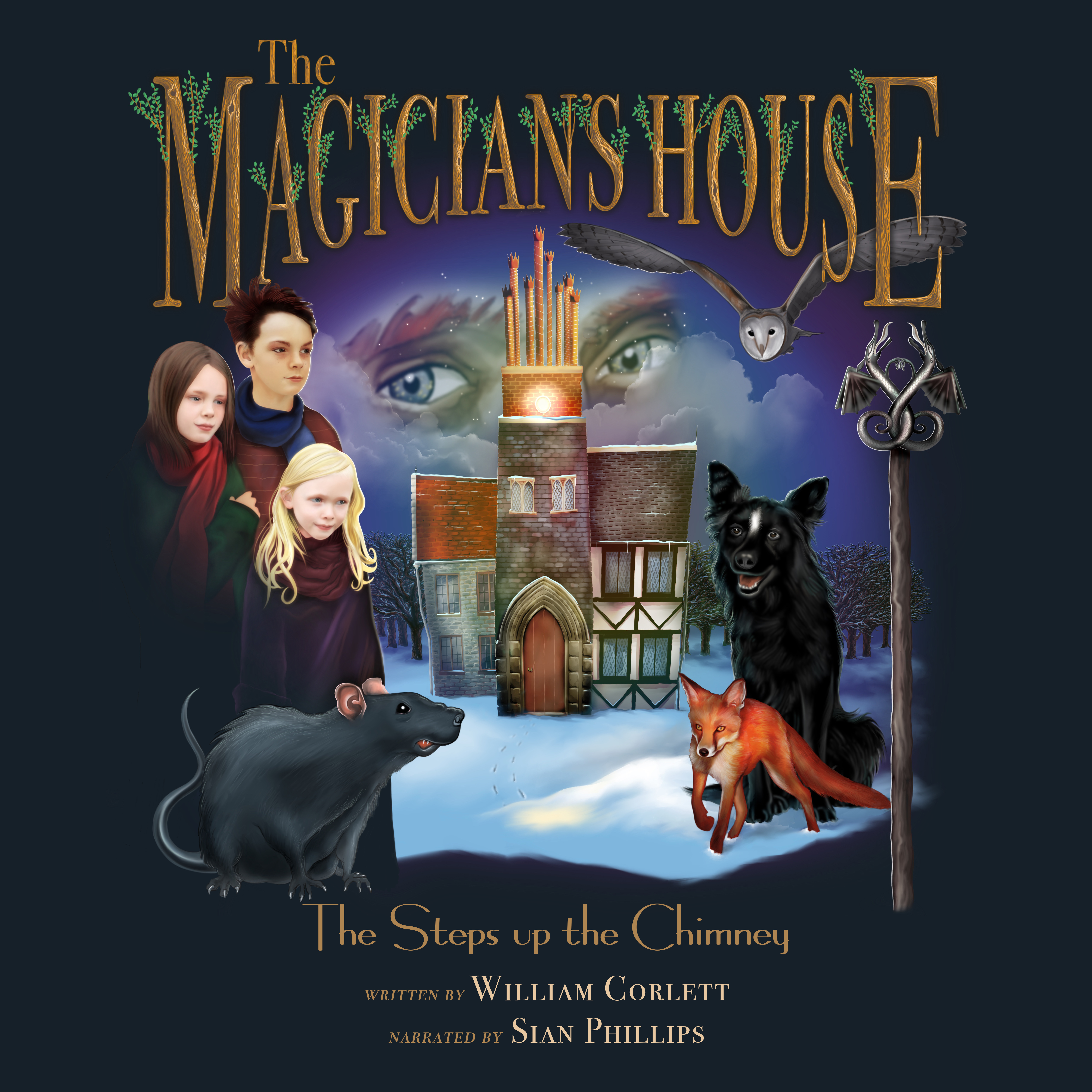 The Magician's House: The Steps Up The Chimney | Audiobook Available Now